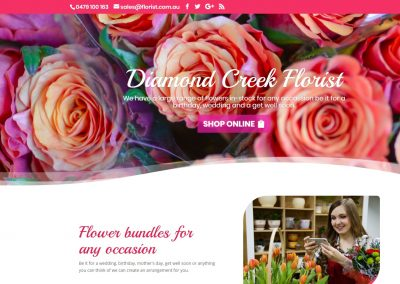 florist-website-design-Diamond-Creek