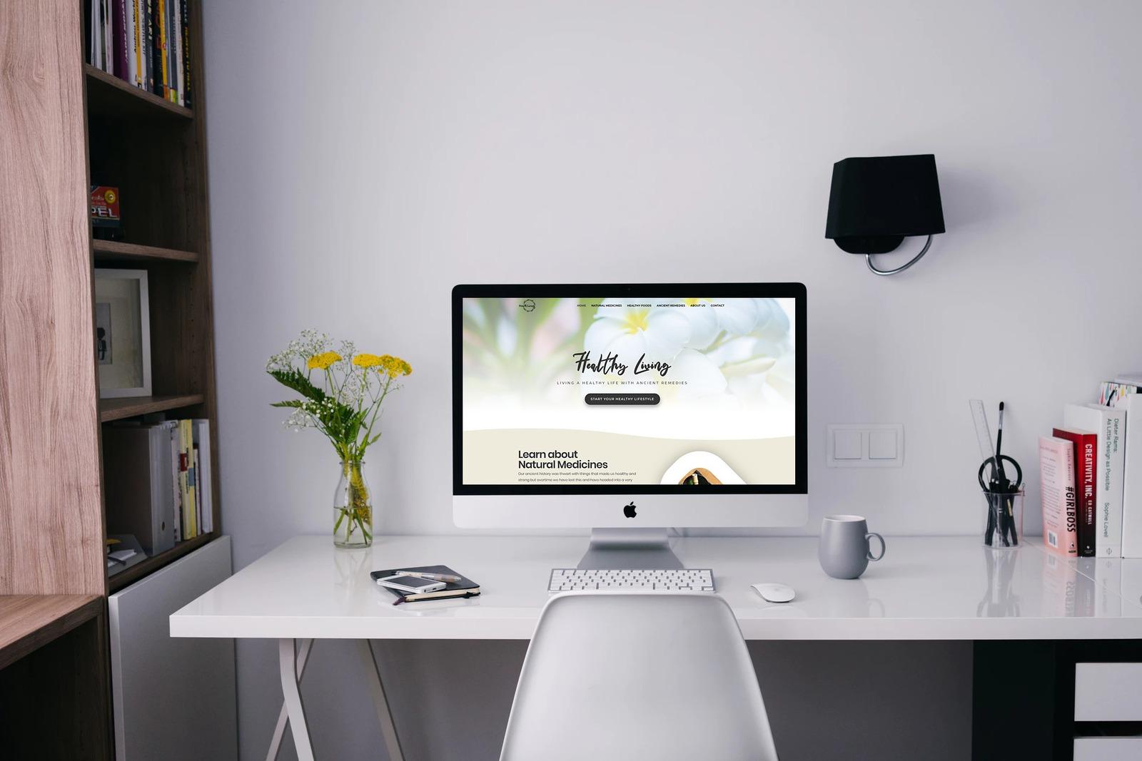 Custom made websites with creative flare