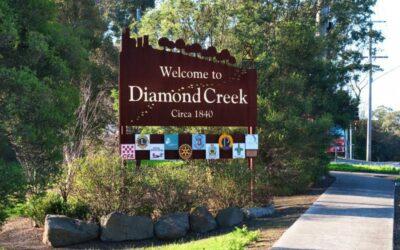 Diamond Creek the location we work from